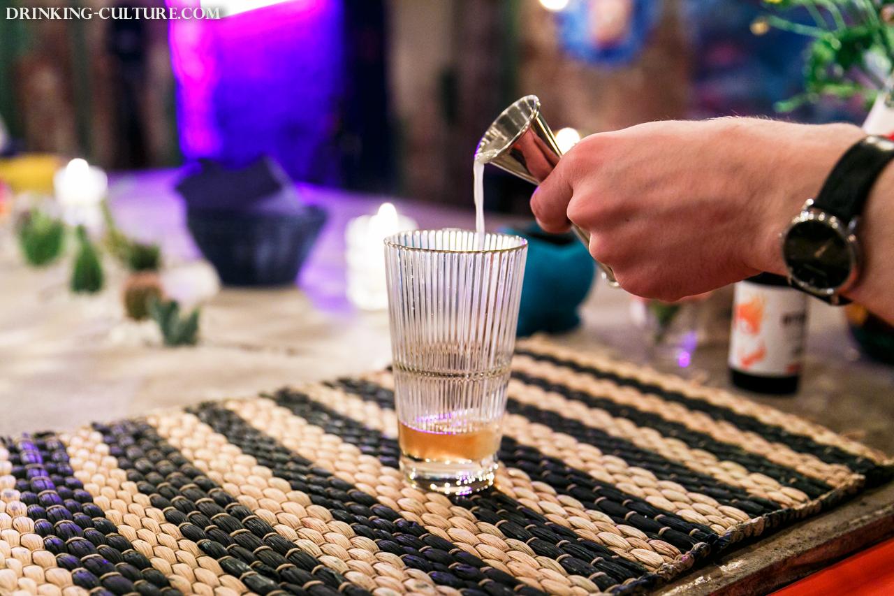 как готовить коктейль батанга, drinking culture