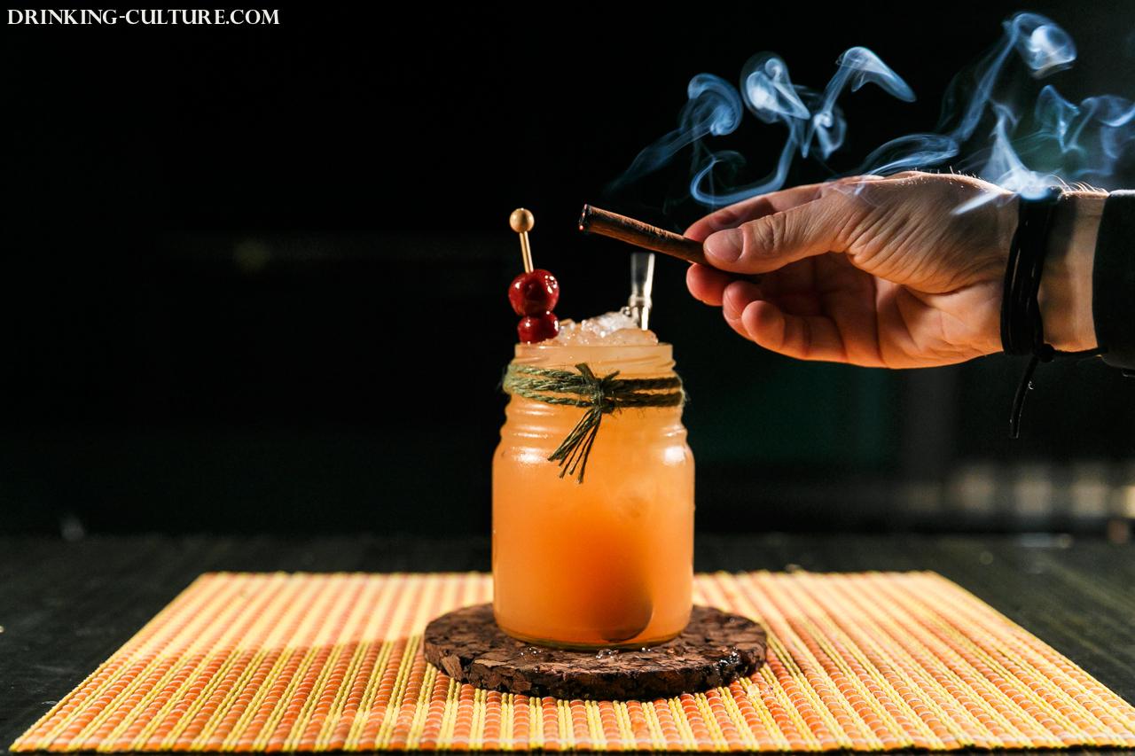 как приготовить коктейль зомби, drinking culture