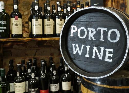 портвейн. drinking culture