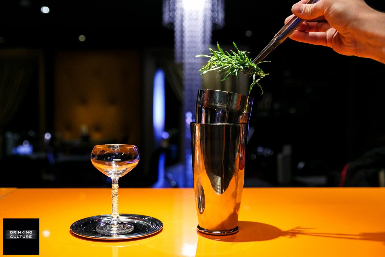 как приготовить коктейль green mystery, drinking culture