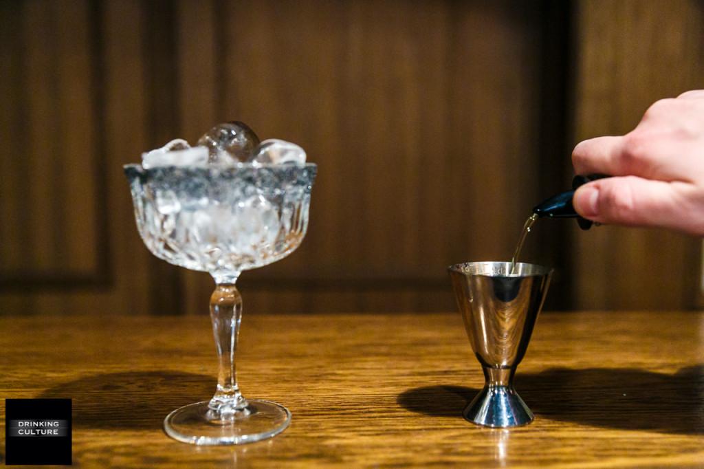 Gonzo Martini коктейль, рецепт
