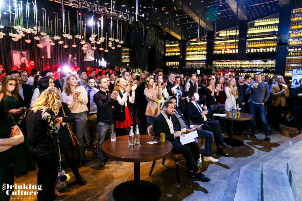 Bacardi Legacy Moscow 2016