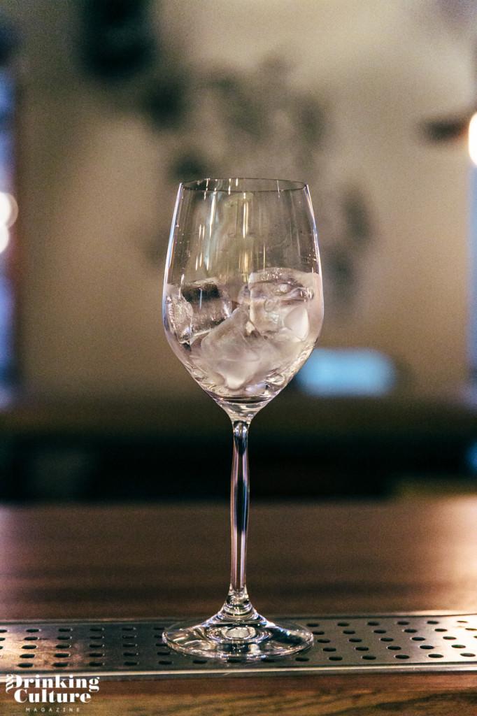 Винный коктейль свои бар