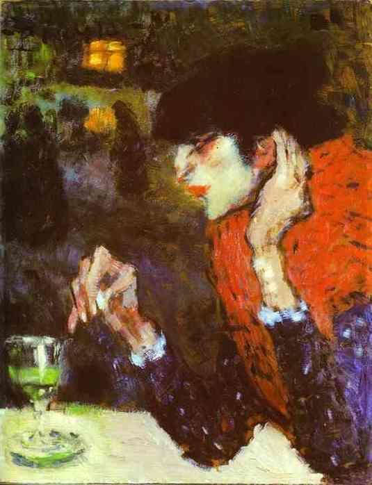 алкоголь в искусстве