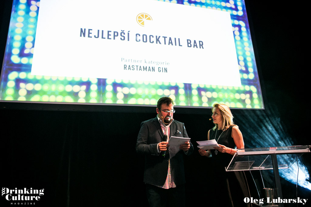 Czech bar awards 2016, прага бар-шоу