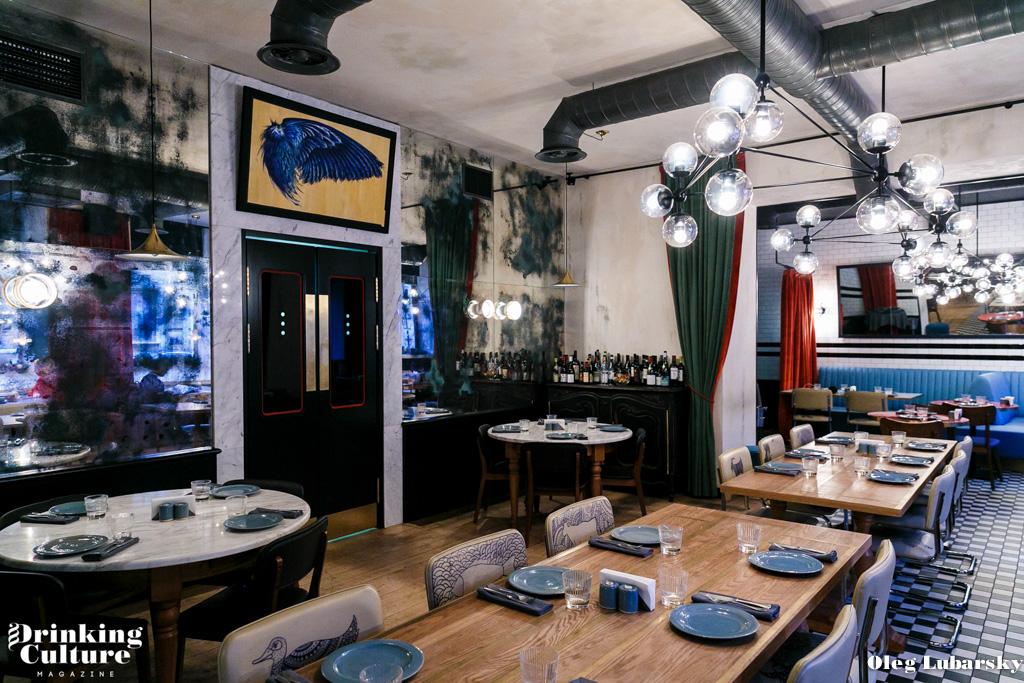 Ресторан Godji