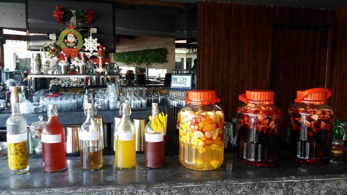 работа бармена в египте