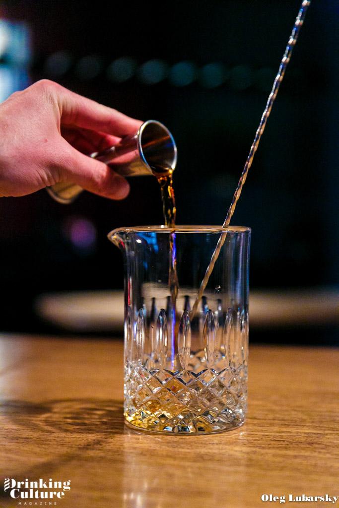 коктейль negroni