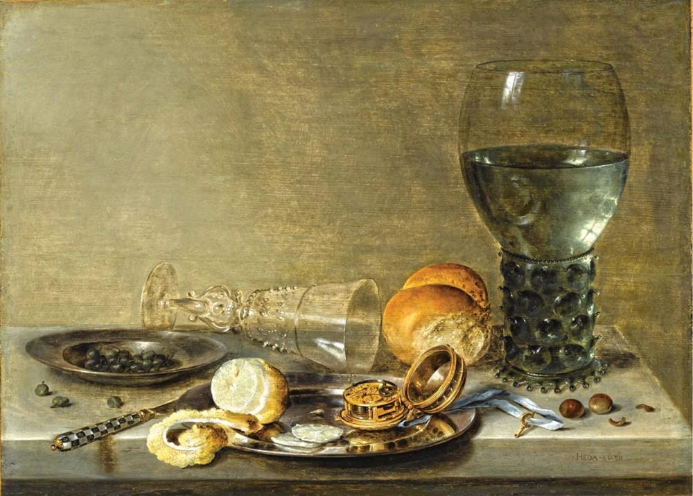 История стеклянной посуды