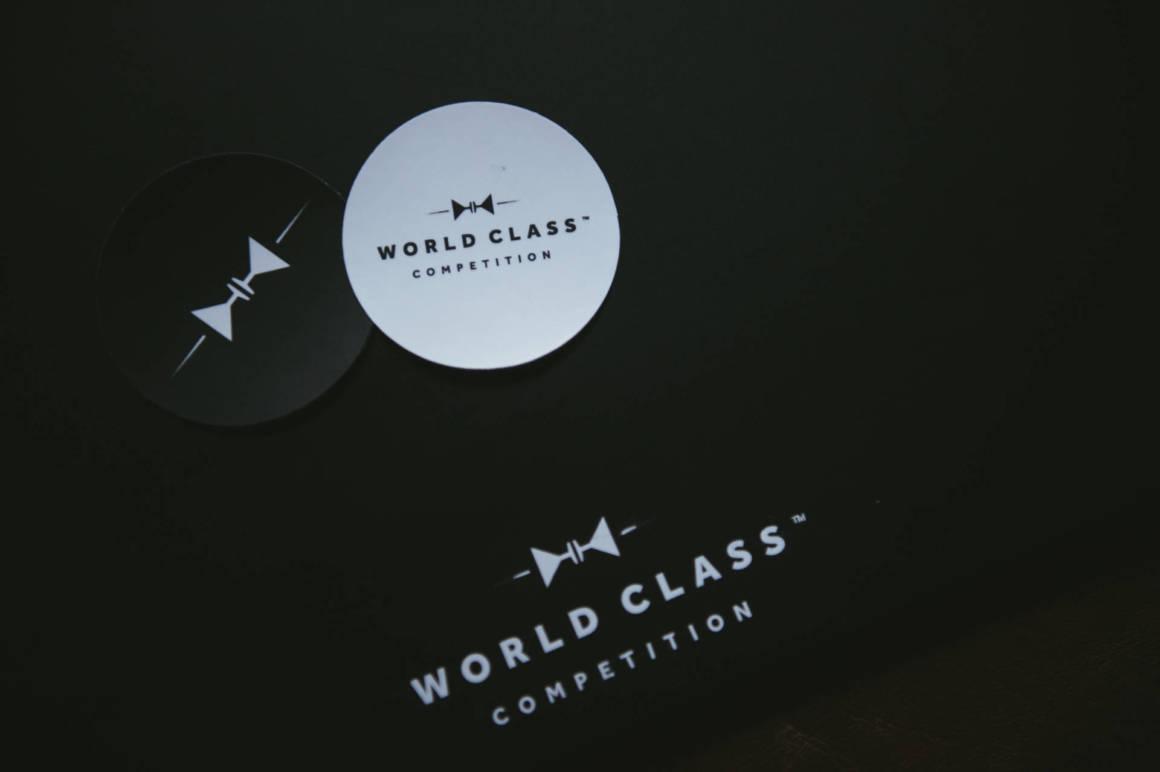 топ-5 вопросов, Diageo Reserve World Class